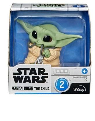 x_hasf1703_a_1 Star Wars Mandalorian Bounty Collection Figura - The Child & Mandalorian Necklace