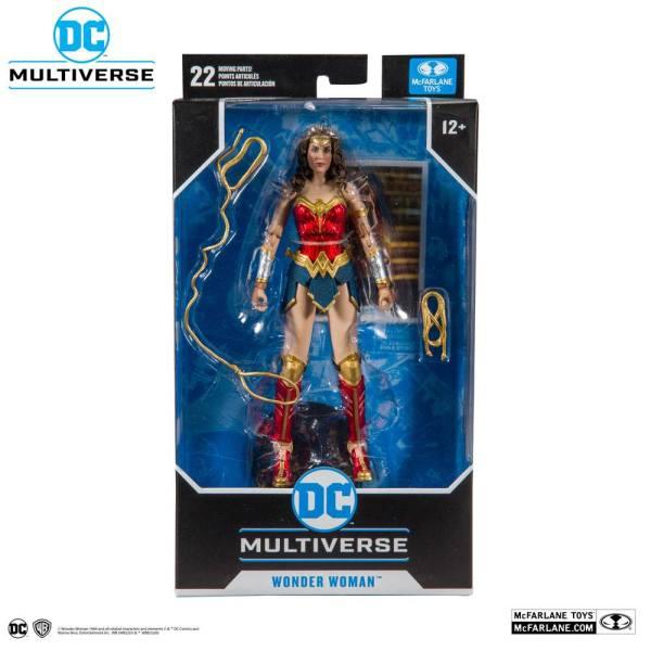 x_mcf15122-0 DC Multiverse Akciófigura - Wonder Woman 1984 18 cm