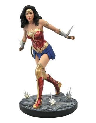 Wonder Woman 1984 DC Movie Gallery PVC Statue Wonder Woman 23 cm- diamoct202004
