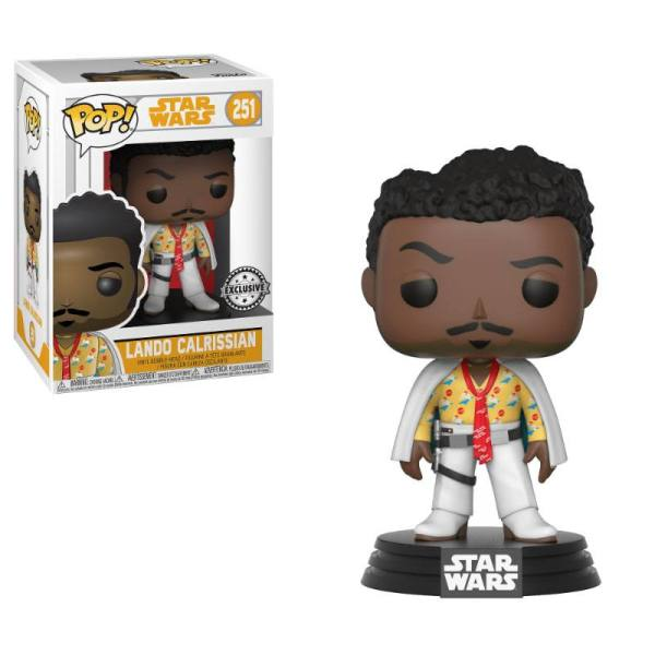 Star Wars Solo Funko POP! Movies Vinyl Bobble-Head Figura - Lando 9 cm