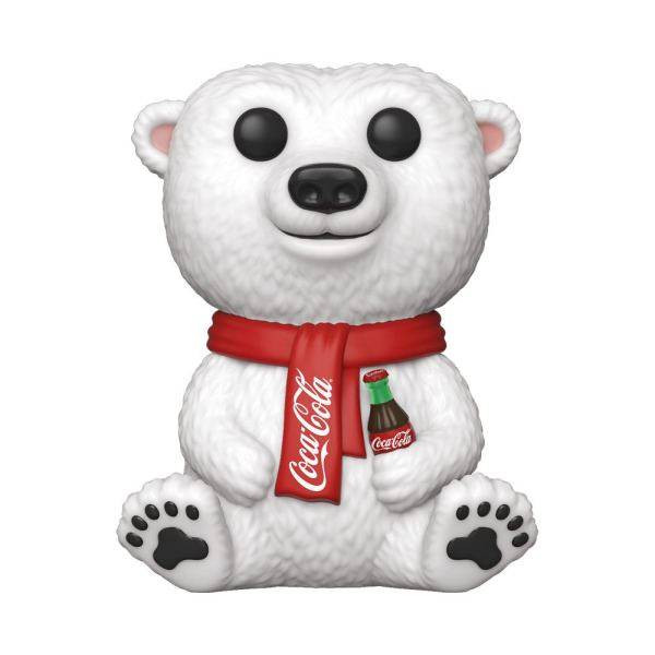 Coca-Cola POP! Ad Icons Vinyl Figure Coca-Cola Polar Bear 9 cm fk41732