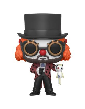 Money Heist POP! TV Vinyl Figure Professor O Clown 9 cm - FK44196