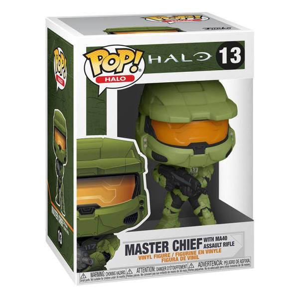 x_fk51102 Halo Infinite Funko POP! Figura - Master Chief 9 cm