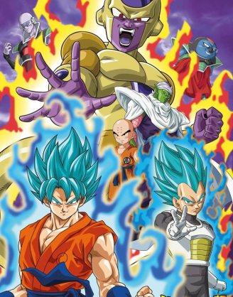 Dragon Ball Super - God Super 61 x 91 cm