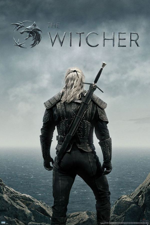 The Witcher poszter - Teaser 61 x 91 cm