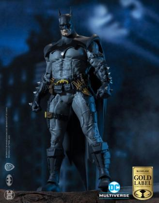 DC Multiverse Action Figure Batman Designed by Todd McFarlane Gold Label Collection 18 cm - mcf15005-6