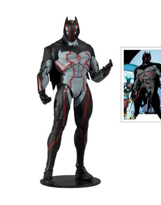 DC Multiverse Build A Action Figure Omega 18 cm - mcf15429-0