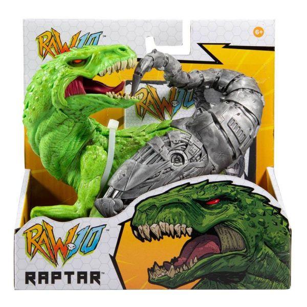 RAW 10 Action Figure Raptar 18 cm - mcf90068-2