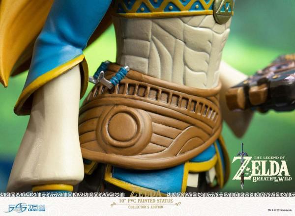 x_f4fbotwzc The Legend of Zelda Breath of the Wild PVC Statue Zelda Collector's Edition 25 cm
