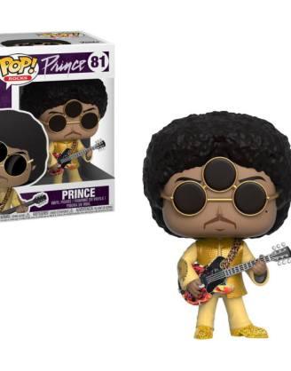 Prince Funko POP! Rocks Vinyl Figura - 3rd Eye Girl 9 cm