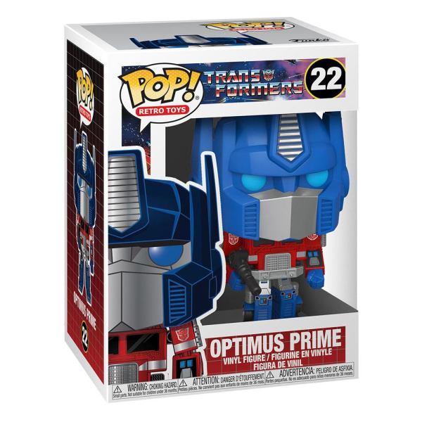 x_fk50x_fk50965 Transformers Funko POP! Movies Vinyl Figura - Optimus Prime965 Transformers Funko POP! Movies Vinyl Figura - Optimus Prime