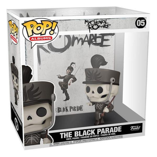 My Chemical Romance POP! Albums Vinyl Figure The Black Parade 9 cm - fk53079