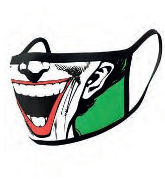 DC Comics Arcmaszk - Joker Face 2db-os