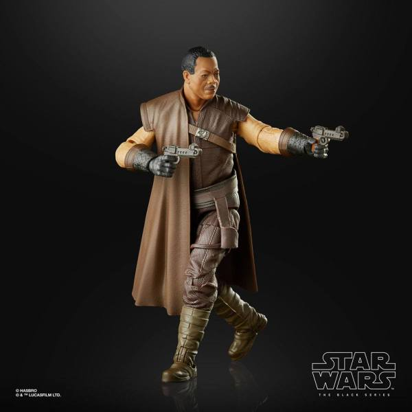 Star Wars Black Series Akciófigura - 2021 Wave 1 Greef Karga (The Mandalorian) - hase8908eu42_k