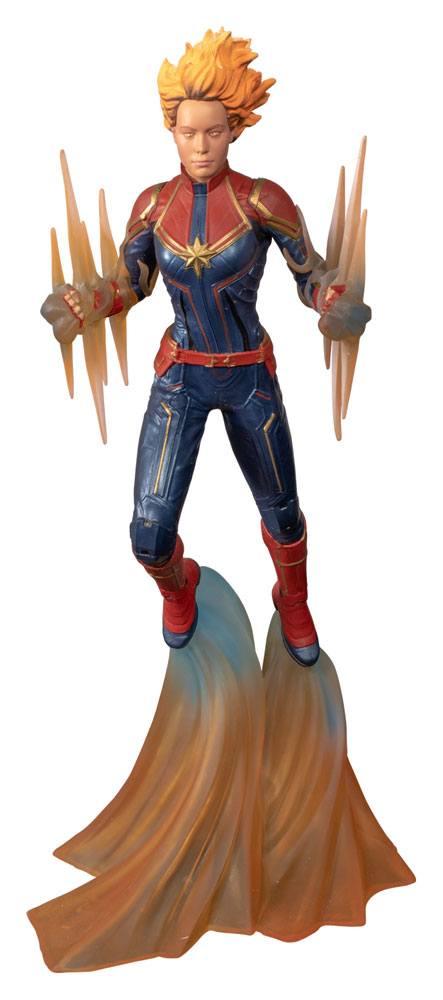 Marvel Gallery PVC Szobor - Binary Captain Marvel 28 cm