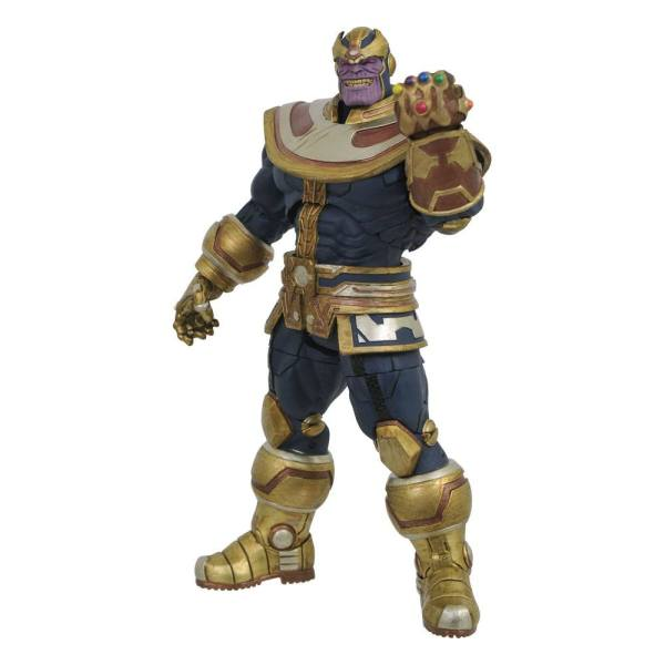 x_diamjul201916 Marvel Select Akciófigura - Planet Thanos Infinity 20 cm