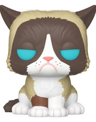 Grumpy Cat Funko POP! Icons Vinyl Figura - Grumpy Cat 9 cm