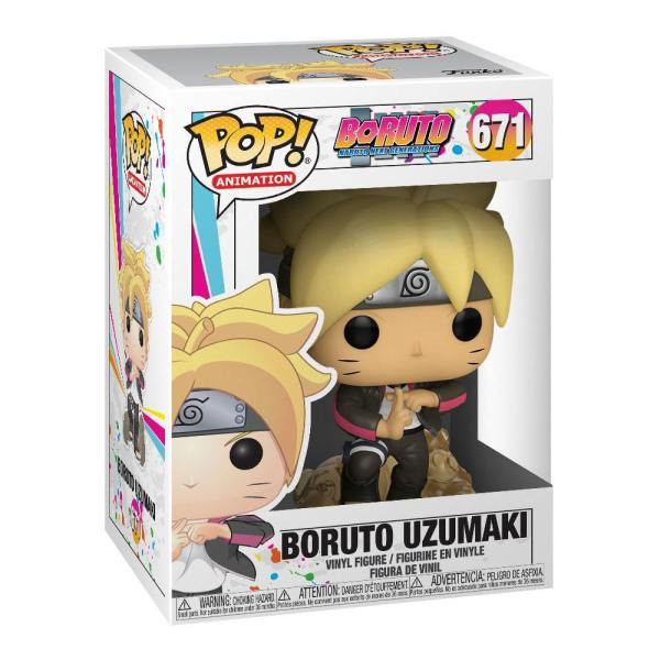 Boruto: Naruto Next Generations POP! Animation Vinyl Figure - Boruto Uzumaki 9 cm