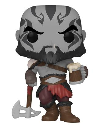 Critical Role Vox Machina Funko POP! Games Vinyl Figura - Grog Strongjaw 9 cm