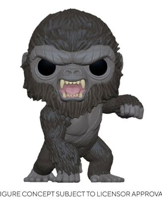 Godzilla Vs Kong Super Sized POP! Movies Vinyl Figure Kong 25 cm
