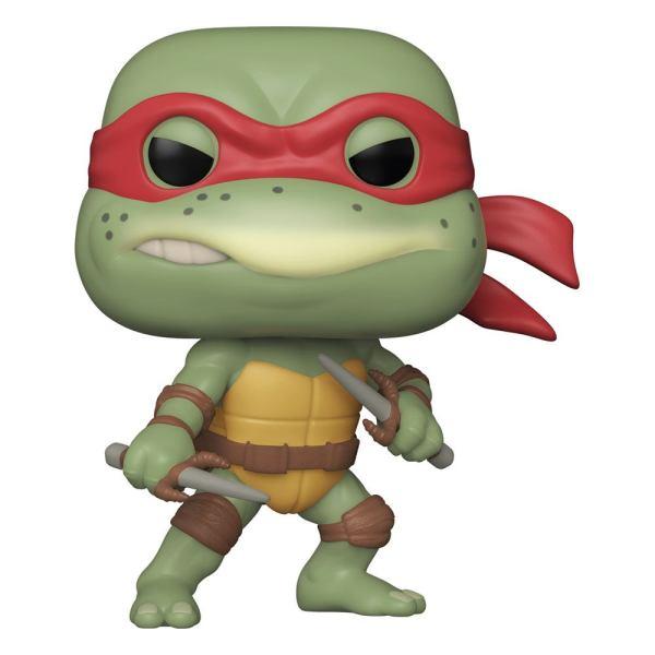 x_fk51432 Teenage Mutant Ninja Turtles Funko POP! TV Vinyl Figura - Raphael 9 cm
