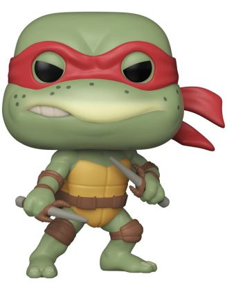 x_fk51432 Teenage Mutant Ninja Turtles Funko POP! TV Vinyl Figura - Raphael 9 cm