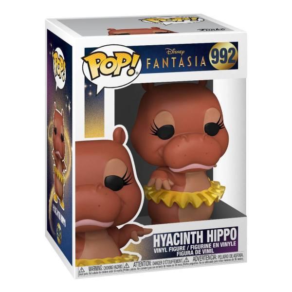 x_fk51937 Fantasia 80th Anniversary Funko POP! Disney Vinyl Figura - Hyacinnth Hippo 9 cm