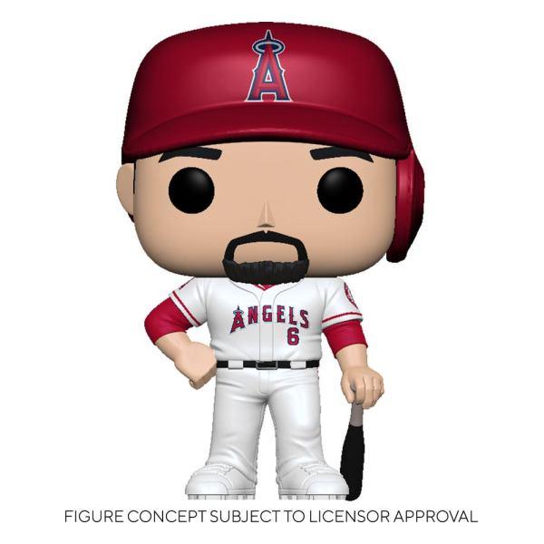 MLB POP! Sports Vinyl Figure Angels - Anthony Rendon (Home Uniform) 9 cm - fk54639
