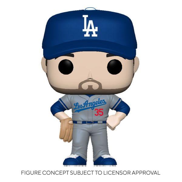 MLB POP! Sports Vinyl Figure Dodgers - Cody Bellinger (Road Uniform) 9 cm - fk54642