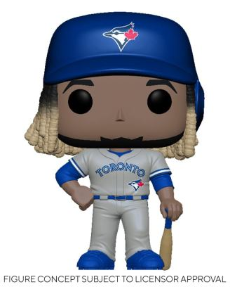 MLB POP! Sports Vinyl Figure Blue Jays - Vladimir Guerrero Jr. (Road Uniform) 9 cm - fk54650