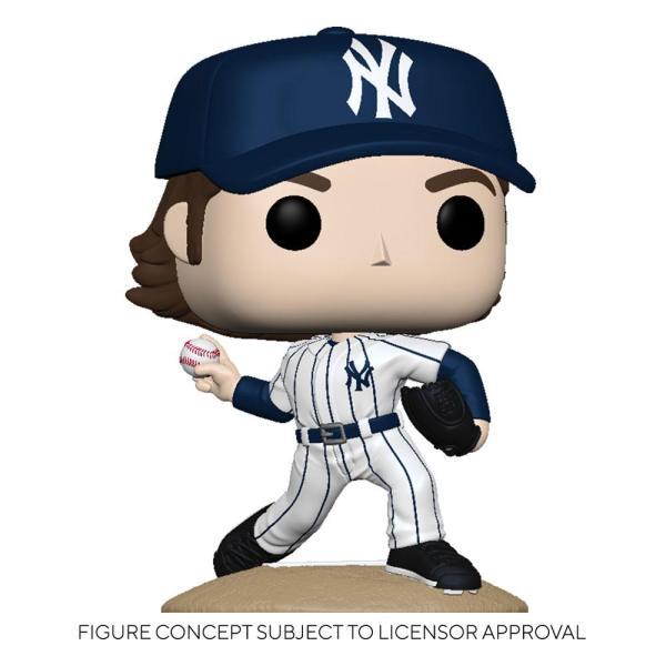 MLB POP! Sports Vinyl Figure Yankees - Gerrit Cole (Home Uniform) 9 cm - fk54651