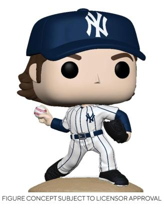 MLB POP! Sports Vinyl Figure Yankees - Gerrit Cole (Home Uniform) 9 cm - fk54651