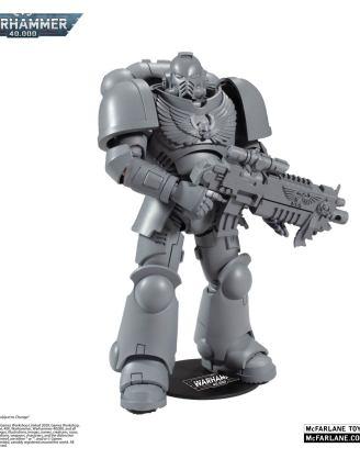 Warhammer 40k Action Figure Space Marine AP 18 cm - mcf10914-6