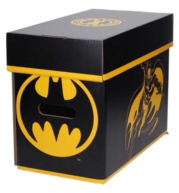 DC Comics Storage Box Batman 40 x 21 x 30 cm képregény tároló doboz