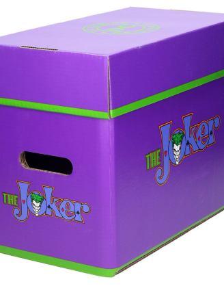 DC Comics Storage Box The Joker 40 x 21 x 30 cm képregény tároló doboz