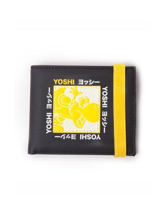 mw064643ntn_2 Nintendo Wallet / pénztárca Super Mario Festival Yoshi