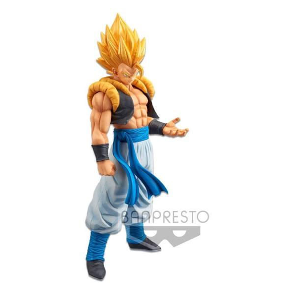 x_banpbp16876p Dragonball Super Grandista nero PVC Szobor - Gogeta 27 cm