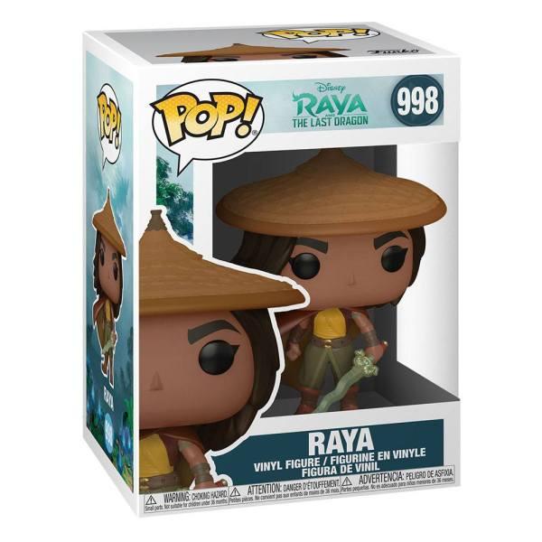 Raya and the Last Dragon POP! Disney Vinyl Figure Raya 9 cm-fk50548