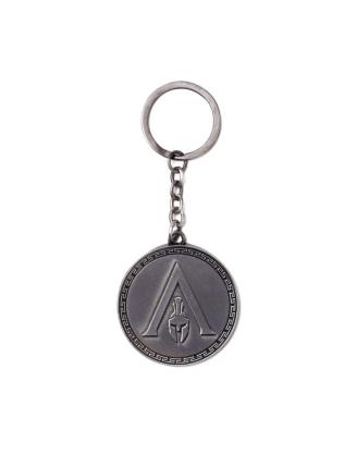 Assassin's Creed Odyssey Metal Keychain / Kulcstartó Logo