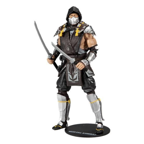 Mortal Kombat Akciófigura - Scorpion (The Shadow Skin) 18 cm