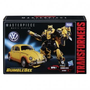 56386_uuwvs9v Transformers Akciófigura - Masterpiece Movie Series Bumblebee MPM-7 (OFFIZIELLE VERSION)