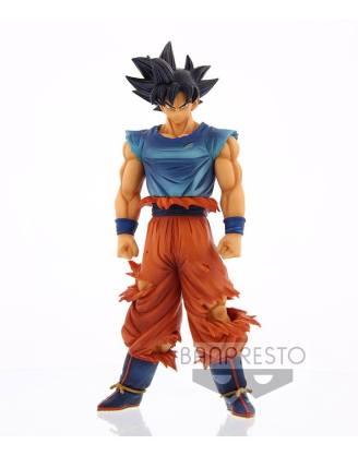 Dragon Ball Super Grandista nero PVC Szobor - Son Goku 28 cm