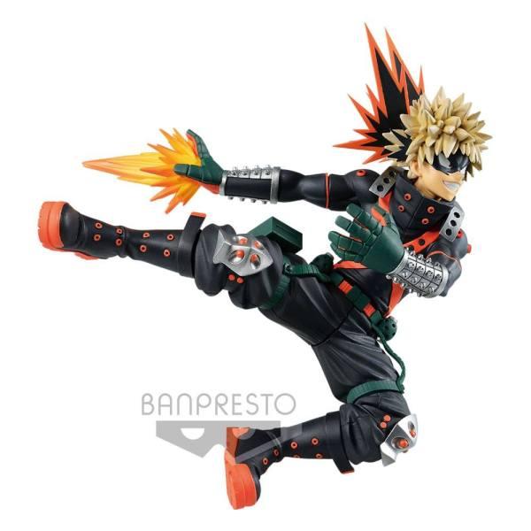 My Hero Academia The Amazing Heroes PVC Statue Katsugi Bakugo 12 cm_banpbp17617p