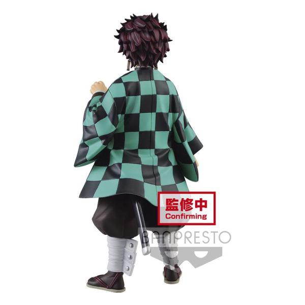 Demon Slayer: Kimetsu no Yaiba Grandista PVC Statue Tanjiro Kamado 24 cm_banpbp17622p
