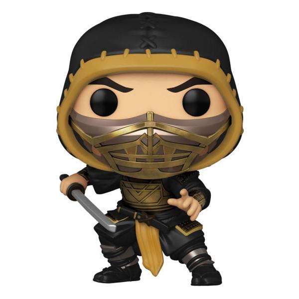 Mortal Kombat Movie POP! Movies Vinyl Figures Scorpion 9 cm_fk53851