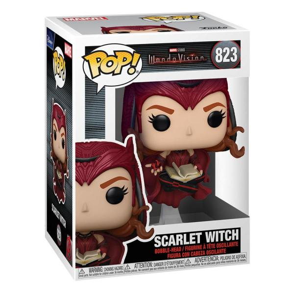 WandaVision POP! TV Vinyl Figure Scarlet Witch 9 cm_fk54323