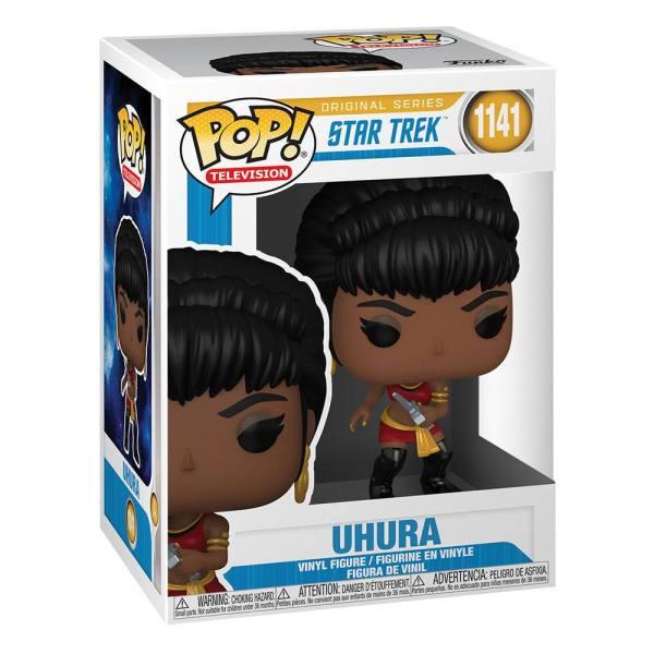 Star Trek: The Original Series POP! TV Vinyl Figure Uhura (Mirror Mirror Outfit) 9 cm_fk55810