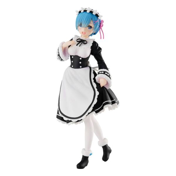 Re: Zero Starting Life in Another World PVC Statue Pop Up Parade Rem: Ice Season Ver. 17 cm_gsc94288