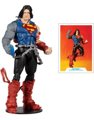 DC Multiverse Build A Action Figure Superman 18 cm_mcf15417-7