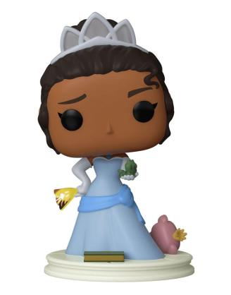 x_fk54744 Disney: Ultimate Princess Funko POP! Disney Vinyl Figura - Tiana 9 cm